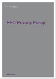 Thumbnail of Privacy Policy front page